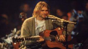 Kurt Cobain'in gitarı açık artırmada