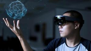 Lise öğrencisi tasarladı, uzaktan eğitim hologram oldu!