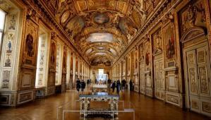 Louvre Müzesi'ndeki sömürge eylemine 5 bin euro ceza