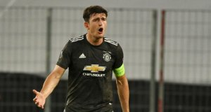 Manchester United kaptanı Maguire: Bacaklarıma vurup artık futbol yok dediler