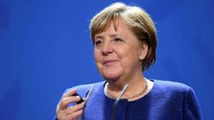 Merkel'den flaş Uğur Şahin ve Hasret Türeci açıklaması