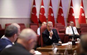 Milli Savunma Bakanı Akar: Atina ihlal suçu işIiyor