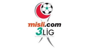 Misli.com 3. Lig'de 15. maç haftası yarın başlıyor!