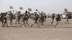 Musul'da 42 DEAŞ'lı terörist öldürüldü