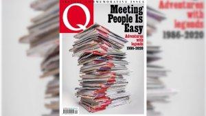 Müzik dergisi Q'dan okurlara veda