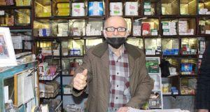 Pandemi nedeniyle marketler karşısında zorluk çeken 70 yıllık esnaf: Bakkallardan alışveriş yapın