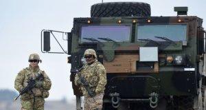 Pentagon: Almanya'daki yaklaşık 12 bin ABD askeri geri çekilecek