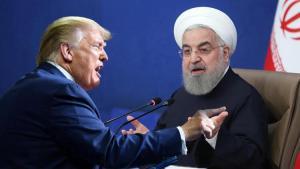 Ruhani'den Trump'a çok sert tehdit! 'Vahşi katil tarihin çöplüğüne gidecek!'