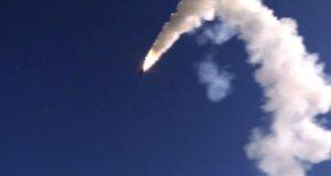 Rus Kazan denizaltısı Oniks füzesi ile başarılı bir atış yaptı