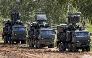 Rusya'dan 'Suriye'de 8 Pantsir hava savunma sisteminin yok edildiği' iddiasına yanıt