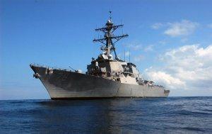 RusyaSavunma Bakanlığı:ABD'ye ait USS Porterdestroyeri takibe alındı