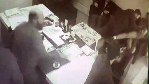 Sakarya'da iki kişinin öldüğü silahlı kavganın görüntüleri