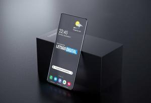Samsung şeffaf ekranlı bir akıllı telefon tasarlıyor