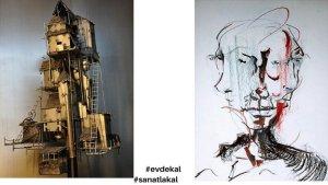 Sanatçılar ve izleyiciler sosyal medyada buluşuyor: Evde kal sanatla kal