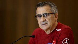 Şenol Güneş: Beşiktaş'la ismimin anılması normal