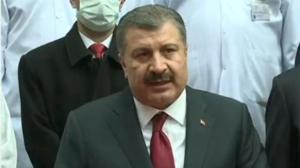Son dakika! Bakan Koca'dan Gaziantep'te önemli açıklamalar