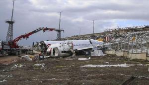 SON DAKİKA HABERİ: Sabiha Gökçen Havalimanı'ndaki Pegasus kazasının bilirkişi raporu tamamlandı