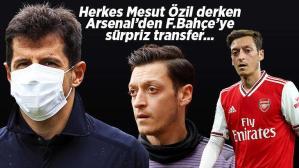 Son dakika haberleri: Arsenal'den Fenerbahçe'ye flaş transfer! Herkes Mesut Özil derken sürpriz isim…