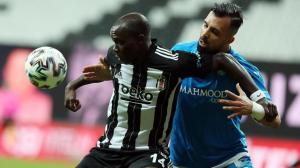 Son dakika | Hiç hesapta yoktu! Beşiktaş'ın gol makinesi Aboubakar…