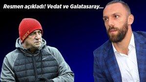 Son dakika | Vedat Muriqi için resmi açıklama! Galatasaray…