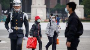 Tayvan'da nisandan bu yana ilk yerel koronavirüs vakasına rastlandı