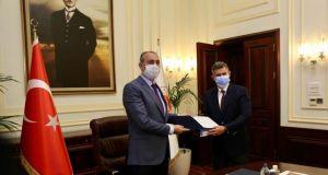 TBB Başkanı Feyzioğlu'ndan Adalet Bakanı Gül'e 28 maddelik reform önerisi