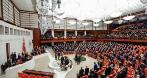 TBMM Başkanı Şentop ve 5 siyasi partinin imzasıyla sunulan ortak önergeyle 2021, 'İstiklal Marşı Yılı' oldu