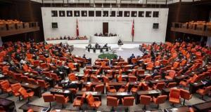 TBMM Genel Kurulu'nda 'diktatör' tartışması