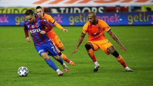 Trabzonspor – Galatasaray: 0-2