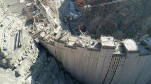 Türkiye'nin en yükseği olacak: Yusufeli Barajı'nda son 16 metre