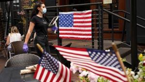 """""""Yeni corona virüs mutasyonu İngiltere'de değil, ABD'de ortaya çıktı"""" iddiası"""