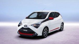 Yeni nesil Toyota Aygo ilk defa görüntülendi