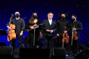 Yeni yılın ilk konserleri İş Sanat'ta
