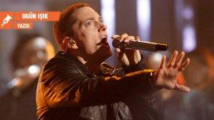 Yerin Kulağı: Ne reklam ne de duyuru: Eminem silah istemiyor!