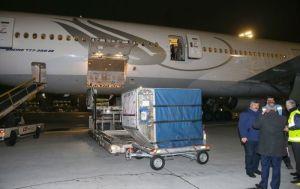 Yurt dışına kaçırılan iki tarihi eser Türkiye'ye getirildi