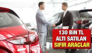130 bin TL altı sıfır araç modelleri: Fiat Dacia 2021 fiyat listesi