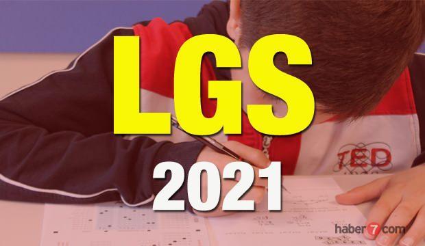 2021 LGS ne zaman yapılacak? MEB öğrencilerin sorumlu olduğu müfredat ve başvuru…