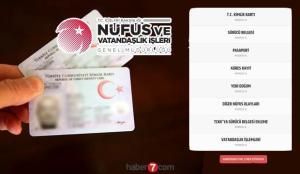 2021 Yeni kimlik kartı nasıl alınır, ücret ne kadar? Çipli kimlik yenileme için son tarih…
