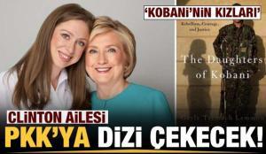 ABD'de Clinton ailesi PKK'ya dizi çekecek!