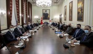Adalet Bakanı Gül, Avrupa İşkencenin Önlenmesi Komitesi heyetini kabul etti