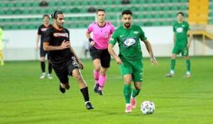 Adanaspor deplasmanda Akhisar'ı devirdi!