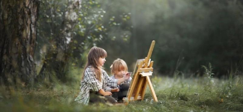 Altın Fırça Resim Yarışması Başlıyor…