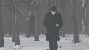 Ardahan buz kesti: Termometreler eksi 25 dereceyi dördü