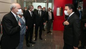 Babacan: HDP'den bir randevu talebi gelmedi, gelirse görüşürüz bunda bir şey yok
