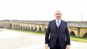 Bakan Karaismailoğlu: Tarihi köprüler turizme açılıyor
