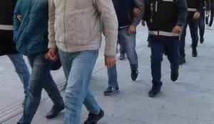 Balıkesir merkezli 10 ilde FETÖ operasyonu: 7 tutuklama