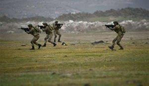 Barış Pınarı bölgesinde 5 PKK/YPG'li terörist öldürüldü