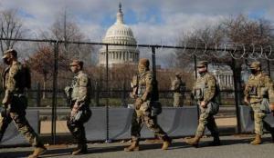Biden'ın yemin törenine katılacak 12 ulusal muhafız görevden alındı