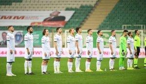 Bursaspor'da 8 oyuncunun sözleşmesi sona eriyor