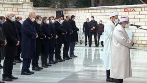 Cenazeye Erdoğan da Katıldı: Sosyolog Nur Vergin Son Yolculuğuna Uğurlandı